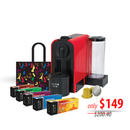 Espresso $149 Bundle Deal