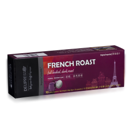 French Roast Espresso Capsules