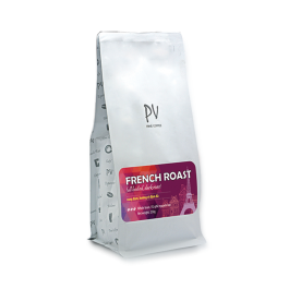 French Roast Grounded Coffee