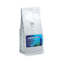 Americano Grounded Coffee