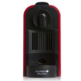 Red Espresso Capsule Machine - DN1