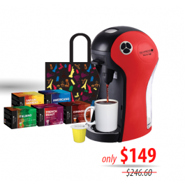 K-Cup $149 bundle deal