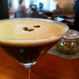 Orange Mocha Martini (With Saigon Moment)